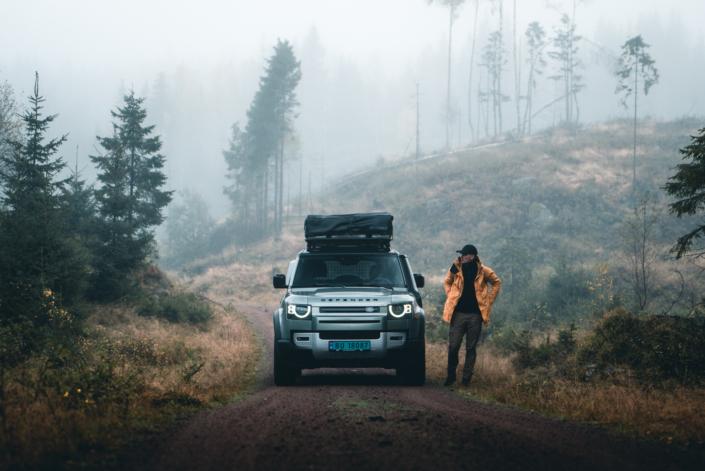 Land Rover - New Defender